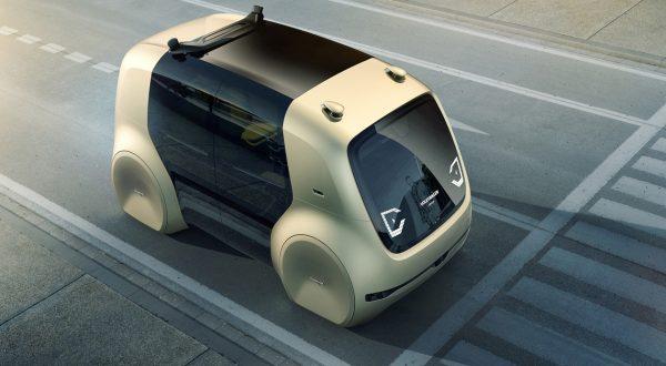 Mirá el nuevo concept que presentó Volkswagen