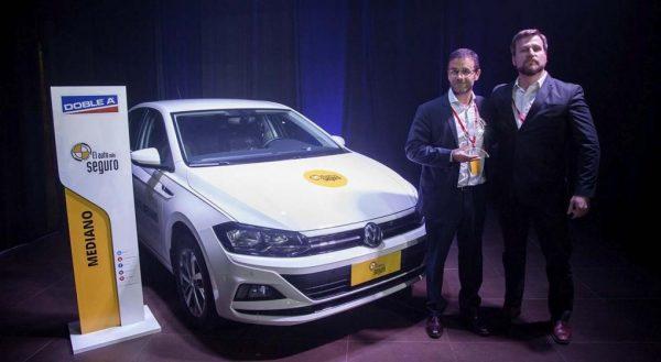 El Volkswagen Virtus es el auto mediano más seguro de Argentina