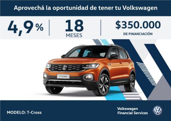 Aprovecha la oportunidad de tener el nuevo SUV de Volkswagen