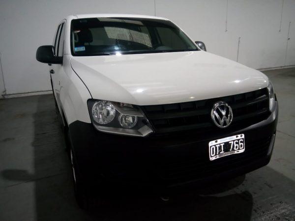 VW AMAROK STARLINE 4X2 D/C 140HP