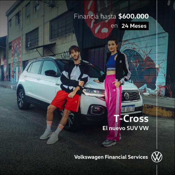 Accede al Nuevo T-Cross