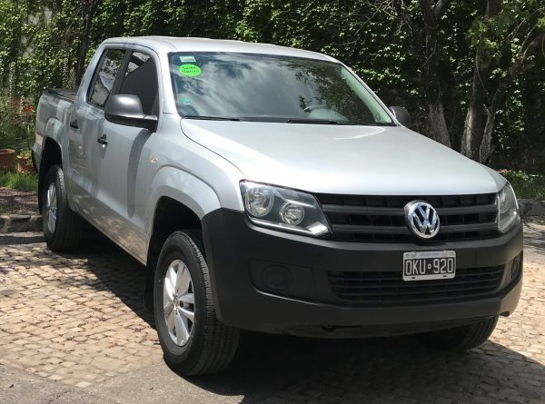 VW AMAROK STARLINE 4X2 D/C 140HP