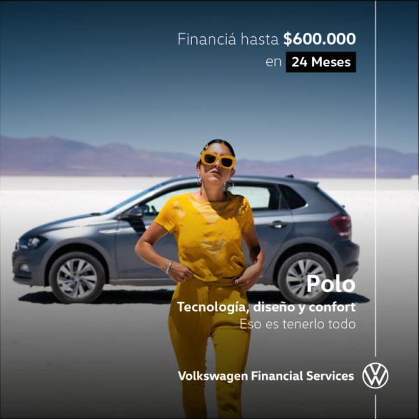 Llevate el Nuevo Polo con la mejor financiación