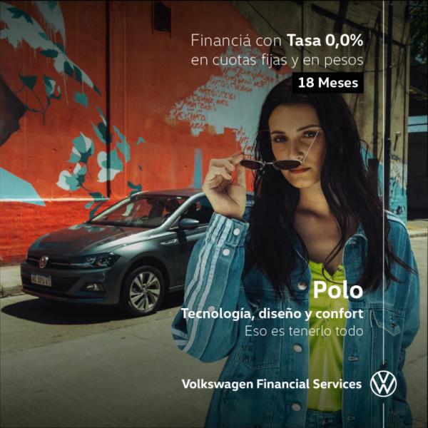 Llévate el Nuevo Polo: Tecnología, diseño y confort
