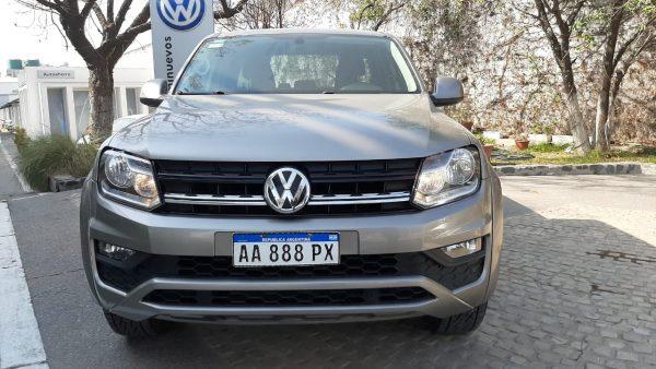VW AMAROK COMFORLINE 4X2 D/C 180HP